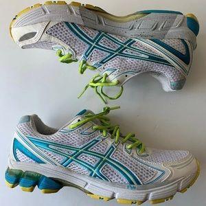 Asics Womens Gel Running Shoe sz 10